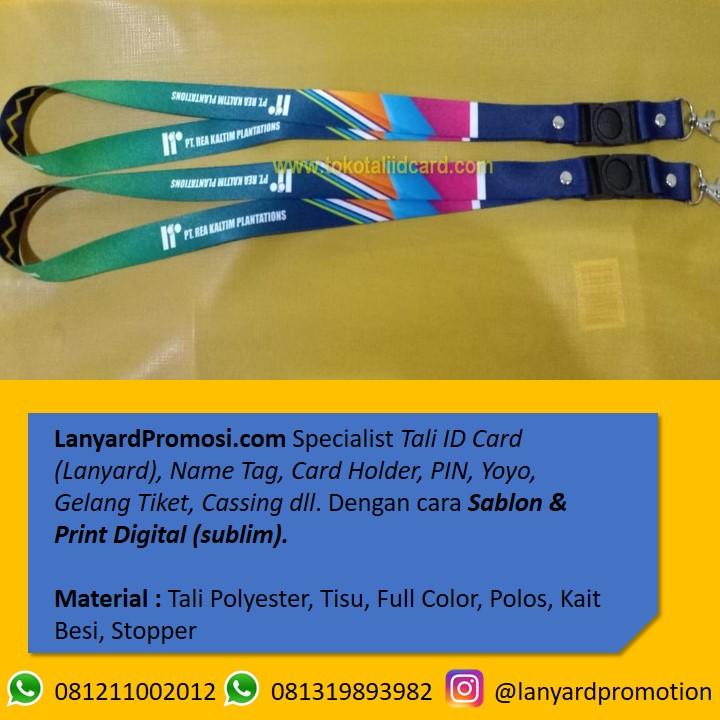 Tips Langkah Pesan Tali Lanyard Online Di Tanjung Priok
